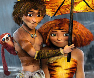 love, croods, and the croods image