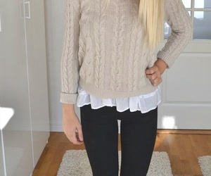 black jeans, outfit, and sweden image