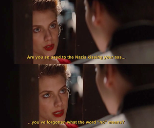 inglourious basterds, melanie laurent, and quote image