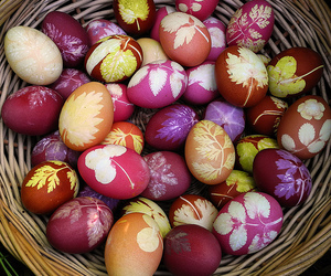 easter, eggs, and easter eggs image
