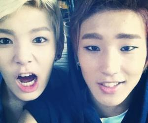 jongup, zelo, and b.a.p image