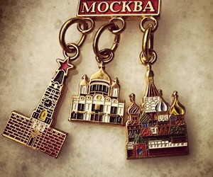 moscow, russian, and russia image