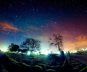 sky, stars, and photography image