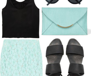 black, photography, and Polyvore image