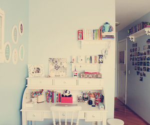 cool, decor, and aseriesofserendipity image