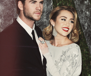 miley cyrus, liam hemsworth, and sexy image