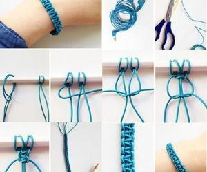 bracelet, cool, and tutorial image