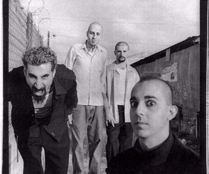 system of a down, soad, and music image