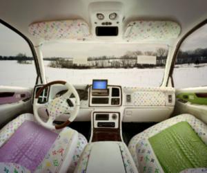 car, Louis Vuitton, and fashion image