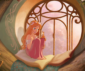 disney, enchanted, and princess image
