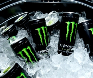 monster and ice image