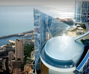 pool, luxury, and penthouse image