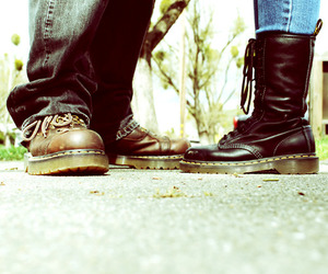 boots, doc martens, and shoes image