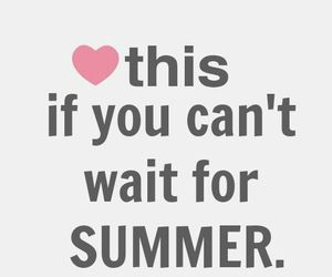 summer, heart, and like image