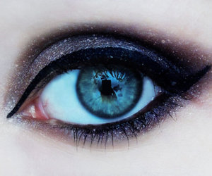 eyes, make-up, and pretty image