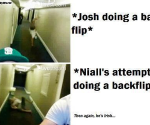 one direction and niall image