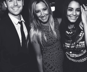 zac efron, vanessa hudgens, and ashley tisdale image