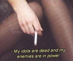 dead, enemies, and people image