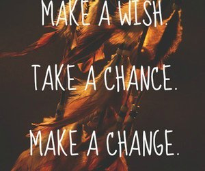 wish, quote, and change image