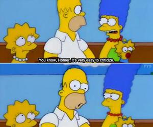 quote, fun, and the simpsons image