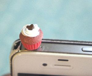 cupcake, food, and miniature image