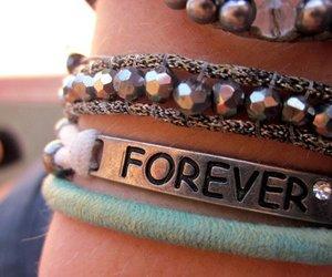 forever and bracelet image