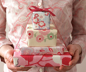 holiday, presents, and gift tags image