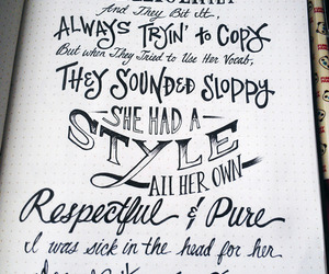 pure, style, and words image
