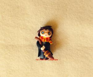 harry potter, magic, and clay image
