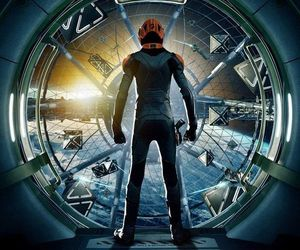 movie, ender's game, and poster image