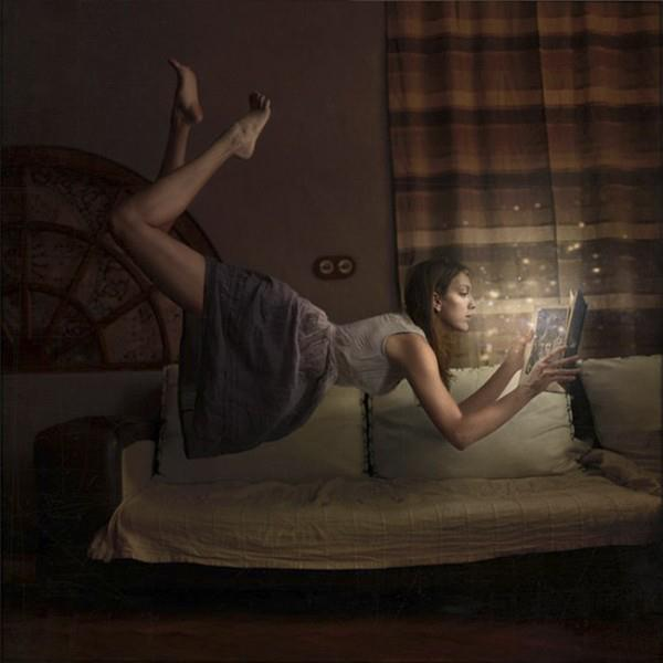 book, photography, and magic image