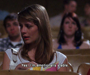 the oc, marissa cooper, and text image