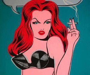 romeo and cigarette image