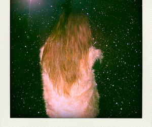 Dream, long hair, and night image