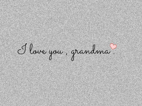 grandmother   Tumblr shared by sophie in the sky