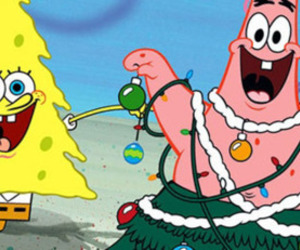 christmas, patrick, and bob image