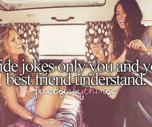 best friends, girl, and quotes image