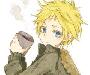 coffee, South park, and tweek image