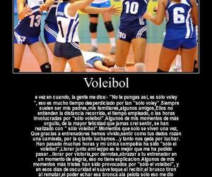love volleyball image