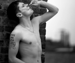 black and white, cook, and drink image