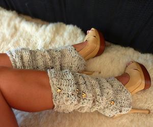 beleza, fashion, and feet image