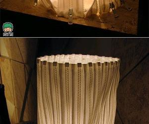 diy, handmade, and lampshade image
