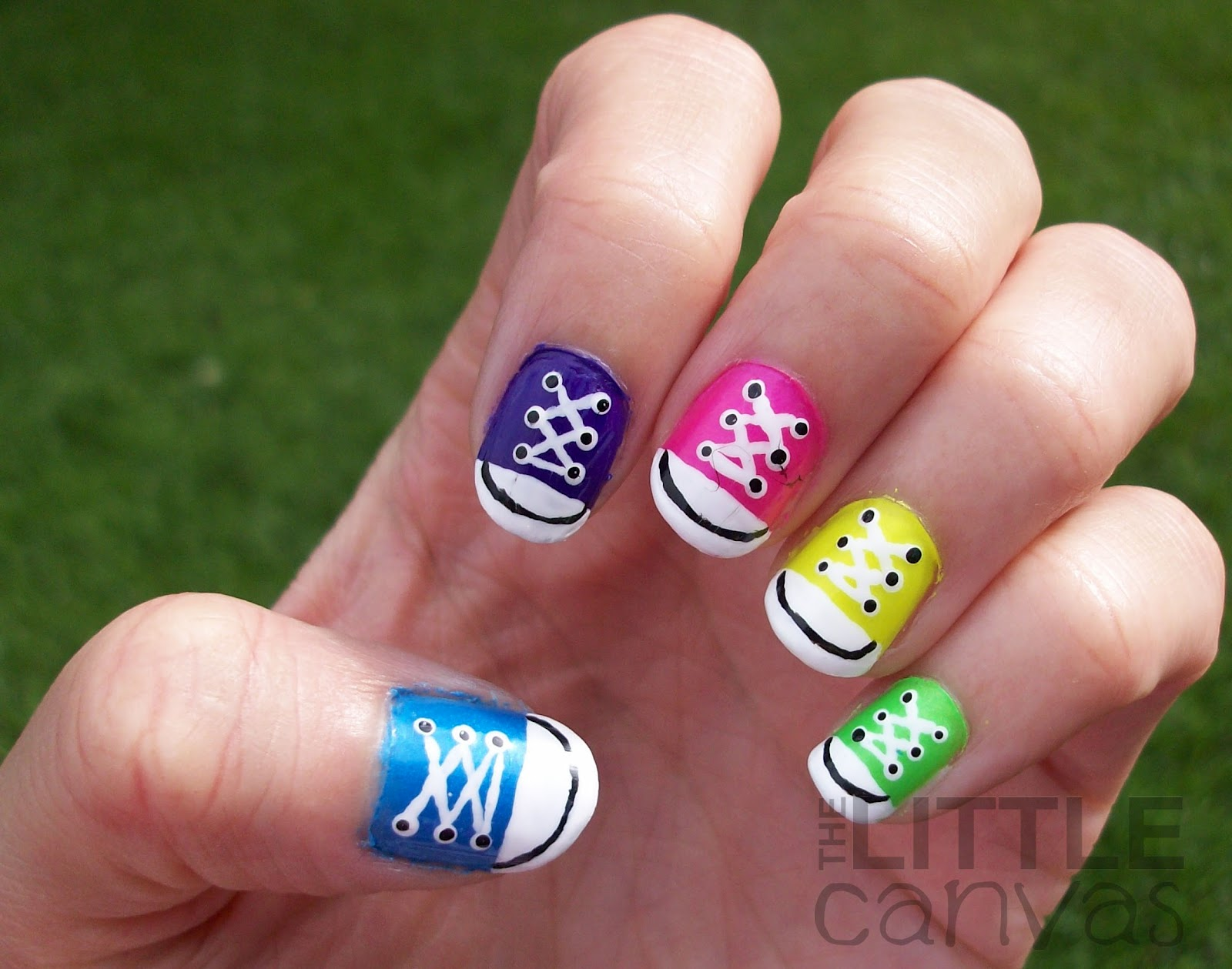 Nail Art ♡ discovered by @kidoftheocean on We Heart It