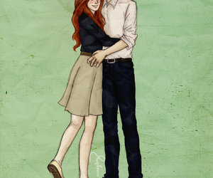 adorable, hp, and lily evans image
