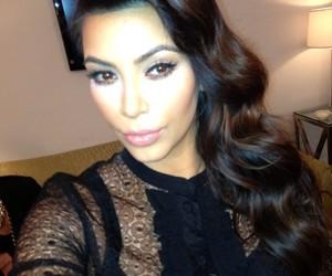 kim kardashian and aidda image