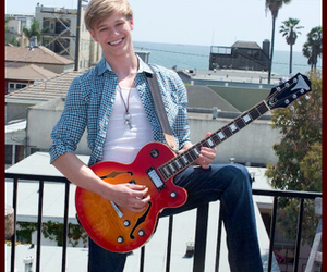 guitar, man, and lucas till image