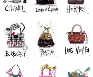 bag, gucci, and Prada image