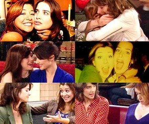 how i met your mother, lily, and loving image
