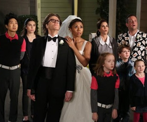ABC, review, and tv image
