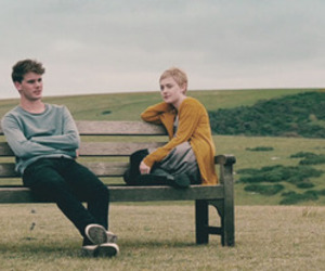 love, movie, and now is good image